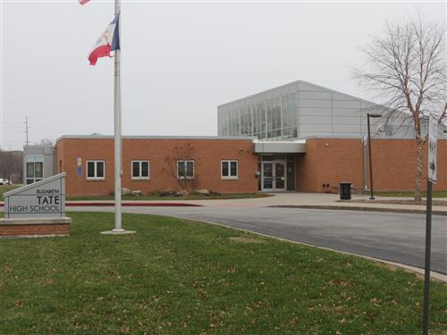 Tate High School Exterior Photo