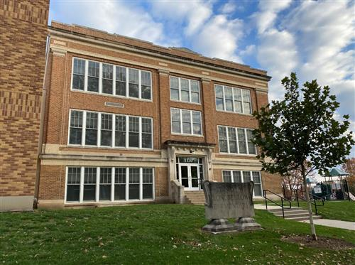Longfellow Elementary Exterior of Building