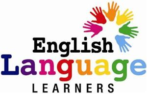 English Language Learners with hands