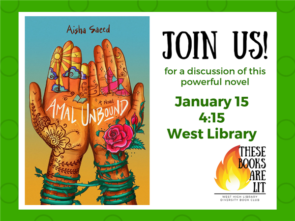 Join us for a discussion of Amal Unbound