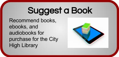 Suggest a Book for the Library