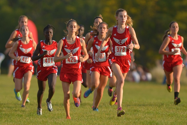City High Girls Cross Country