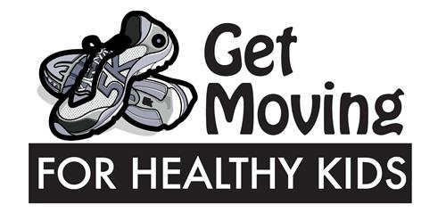 Get Moving for Healthy Kids Logo