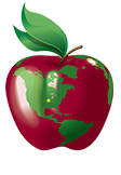 ICCSD Apple Logo