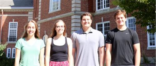 District Students Named National Merit Semifinalists